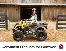Convinient Products for Farmwork