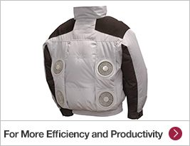 For More Efficiency and Productivity