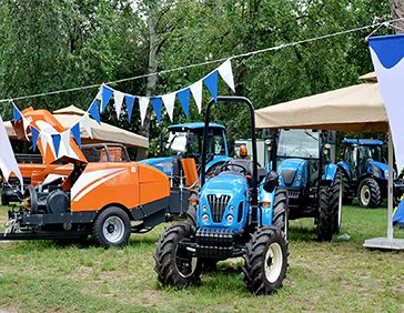 High-efficiency Agricultural Machinery & Component Fair